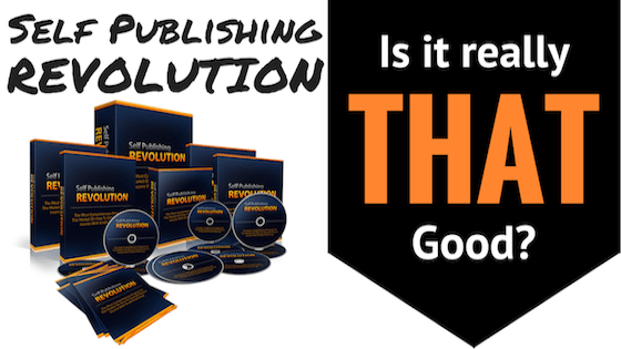logo of self publishing revolution