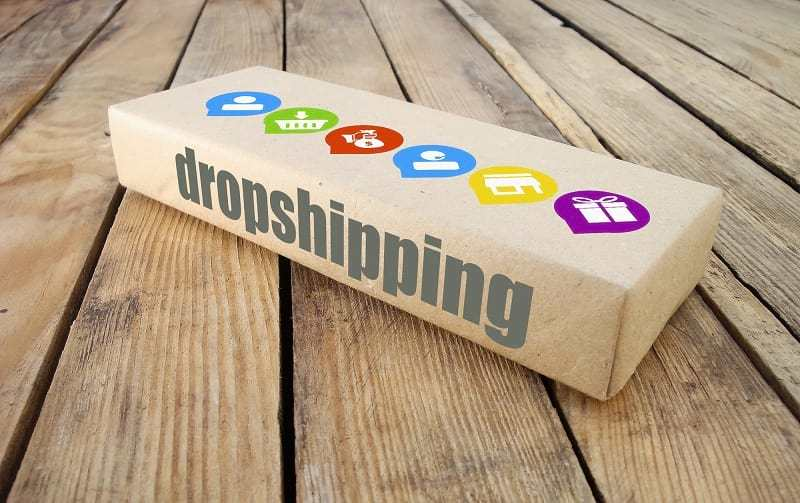 image of dropshipping
