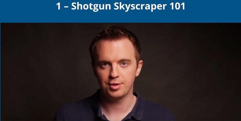 module 1 of shotgun skyscraper