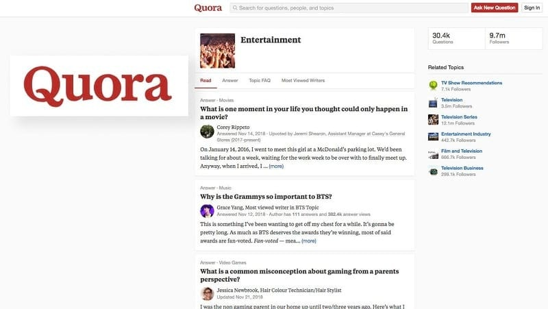 image of quora.com