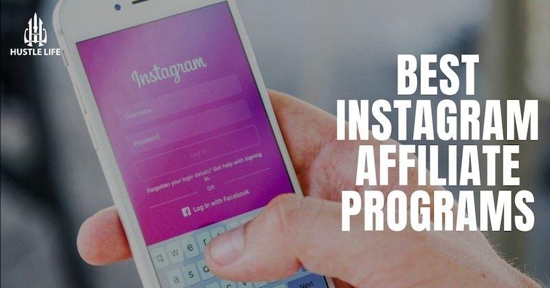 top instagram affiliate programs
