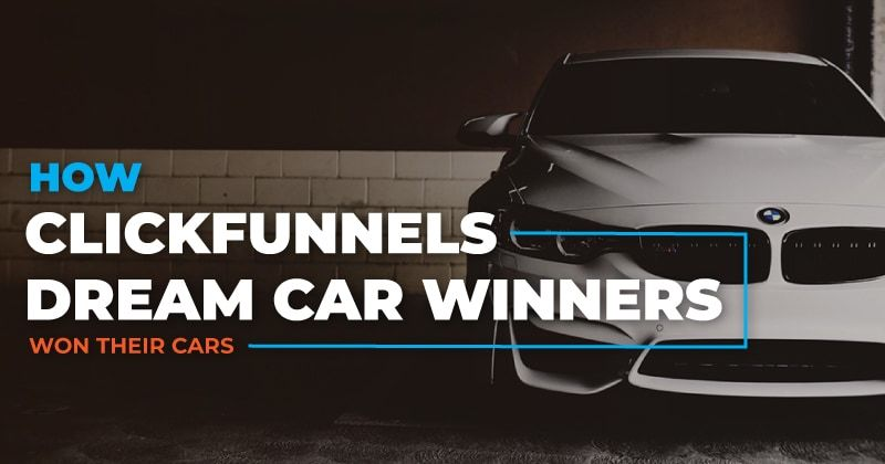 dream car winners
