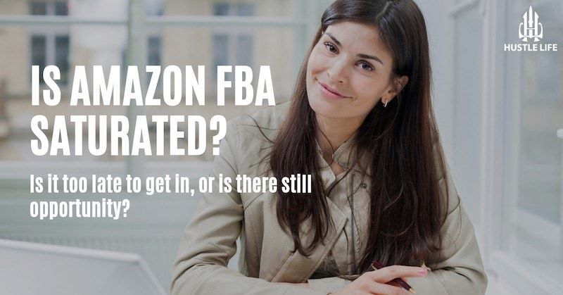 amazon fba saturated woman