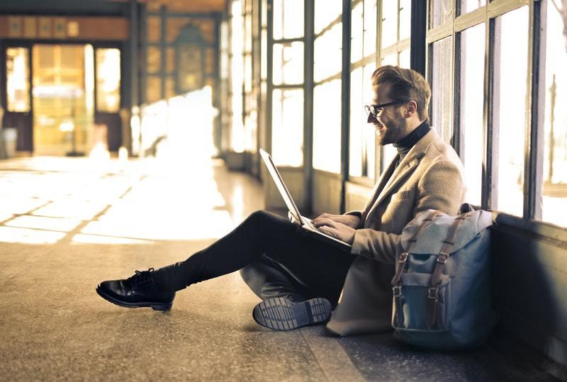 image of teach online