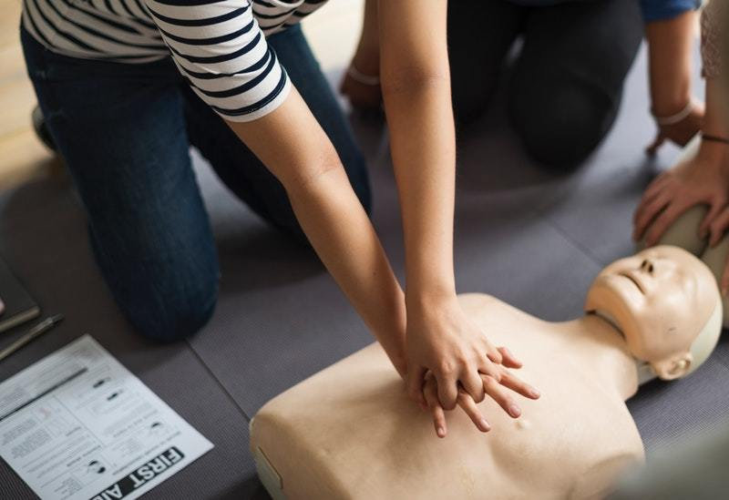 image of First Aid Training