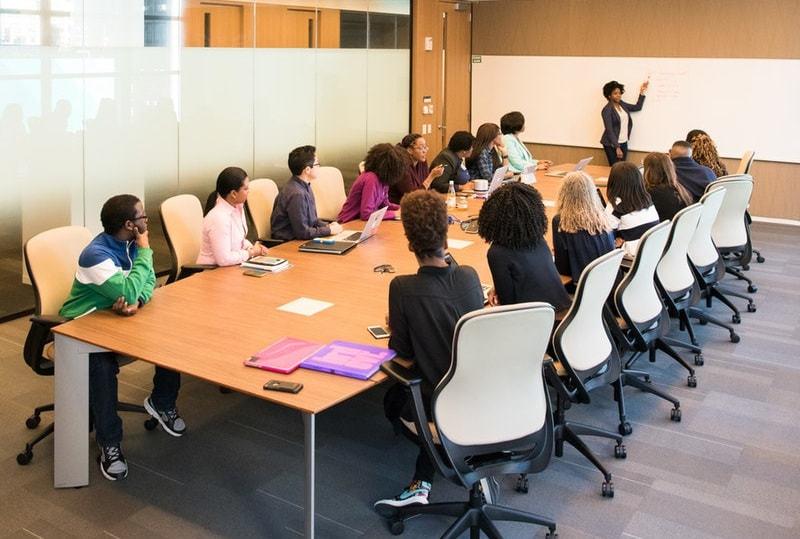 image of teacher training