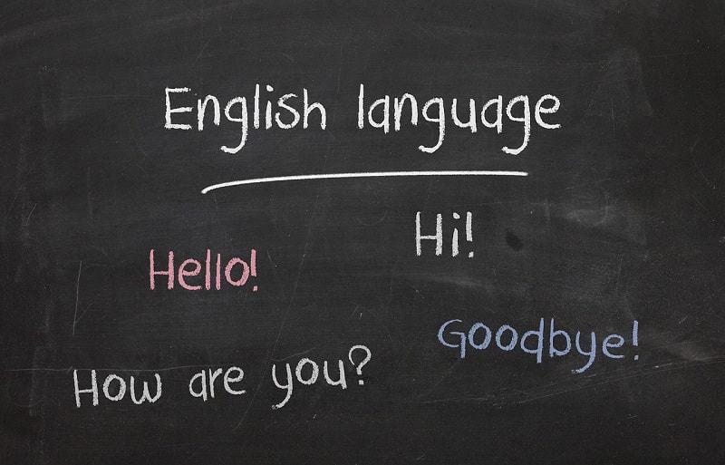 image of Teaching English