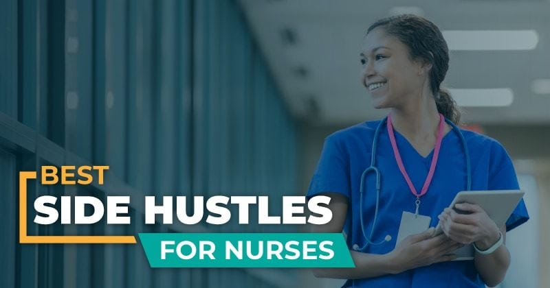 side hustles for nurses