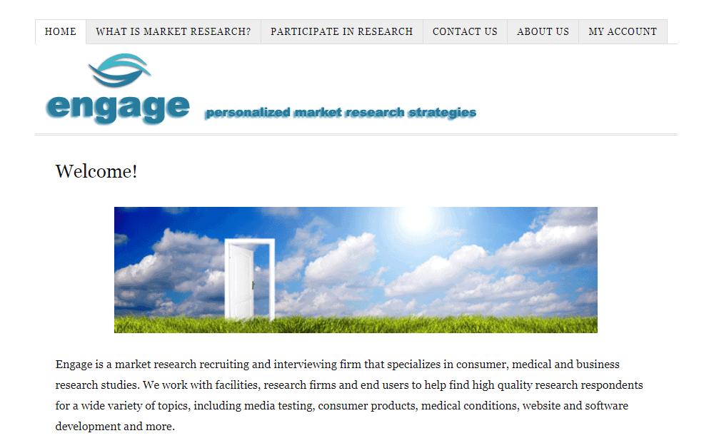 image of marketing focus group - engage