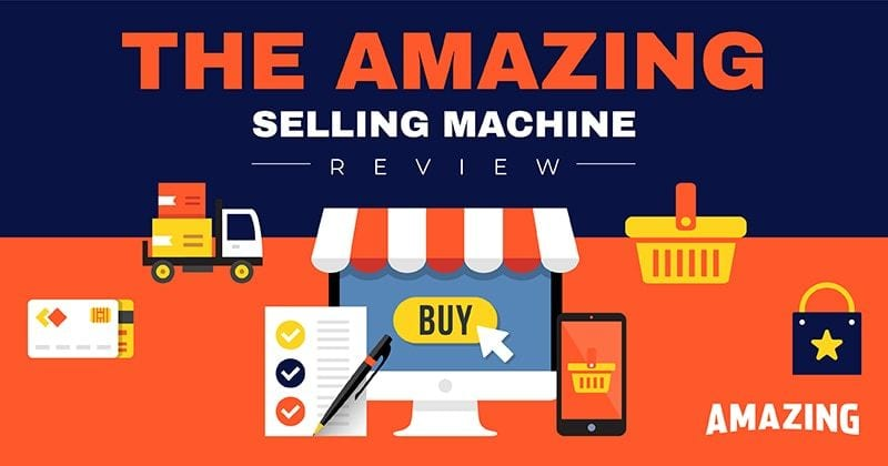 amazing selling machine black friday deals