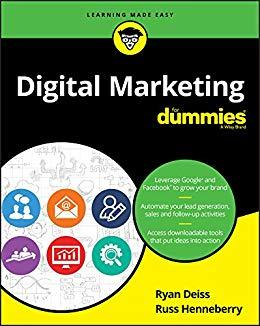 marketing book for dummies