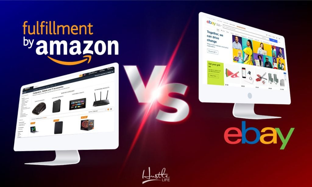 amazon vs ebay