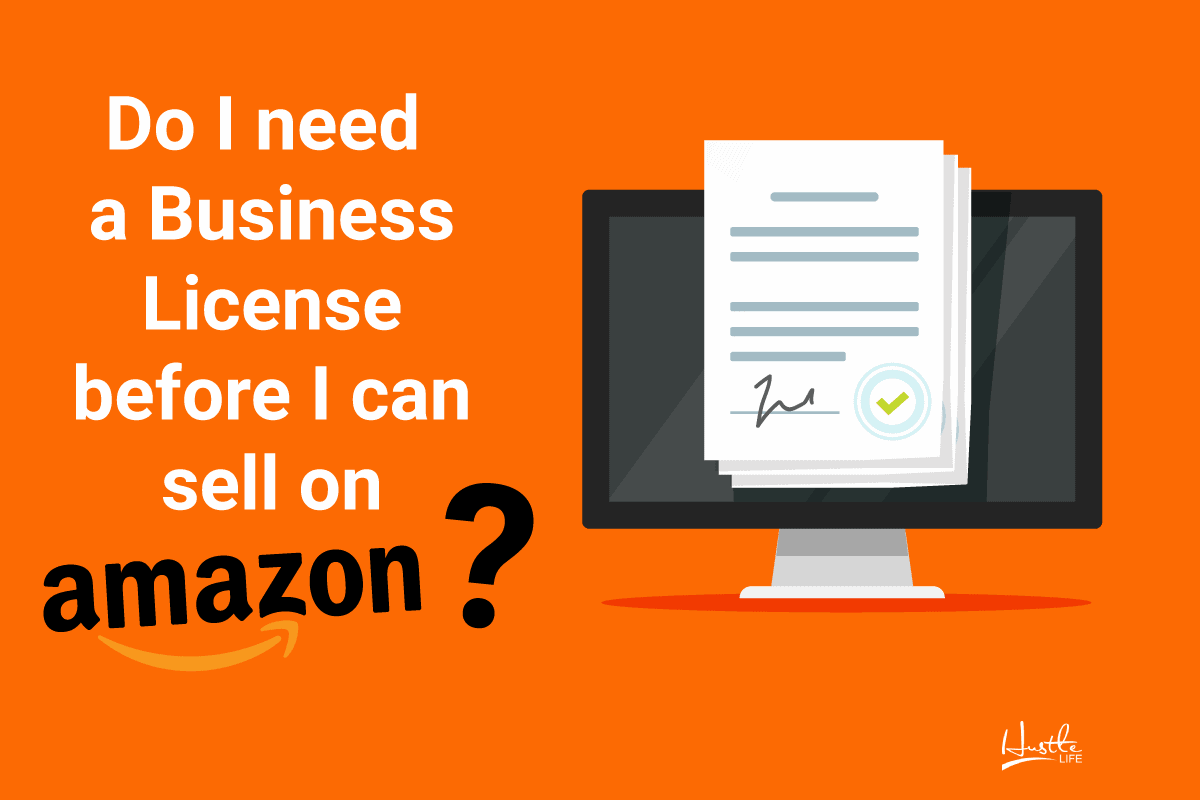 business license sell on amazon
