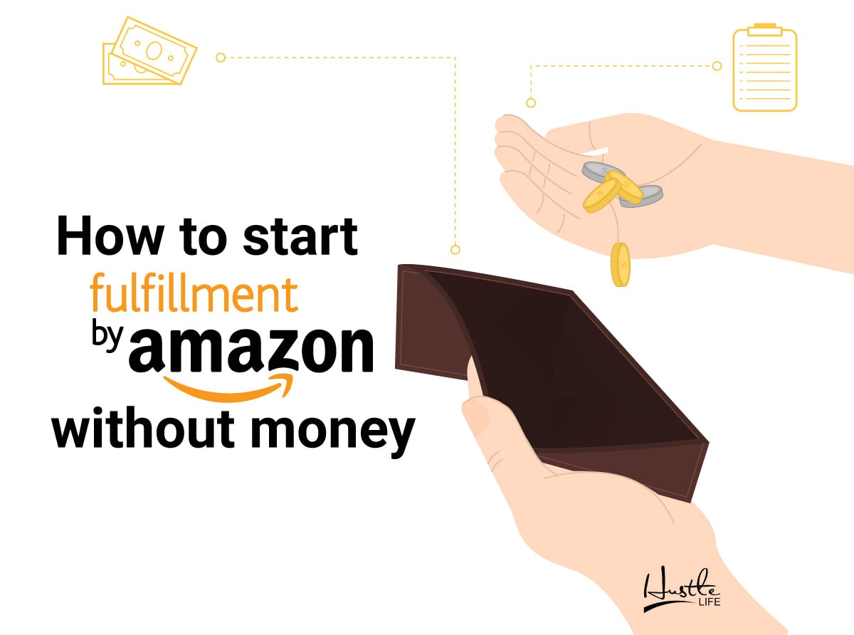 how to start amazon fba without money