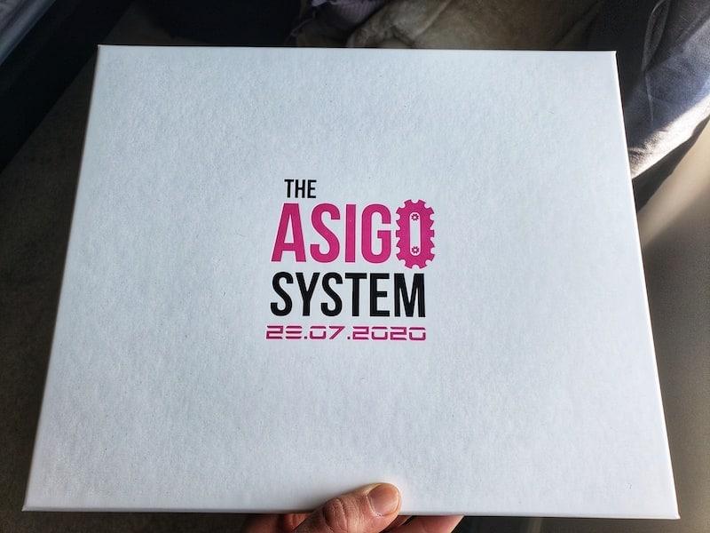 the asigo system box