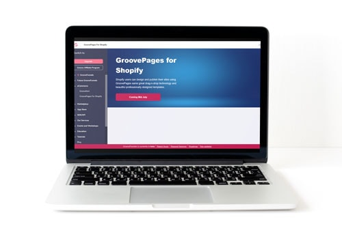 groovefunnels groovepages for shopify
